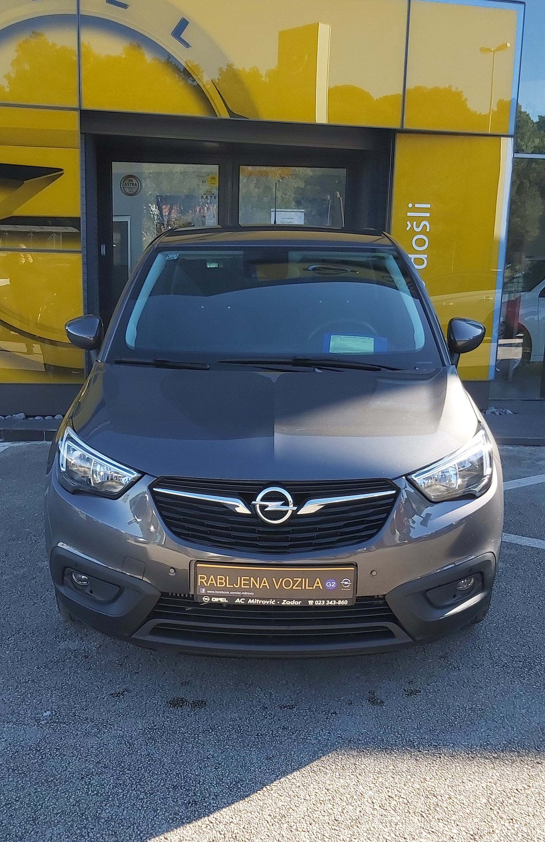Opel CROSSLAND X Enjoy D1.2XHL S/S MT6, 81 kW